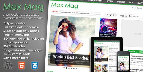 max_mag_wordpress_theme