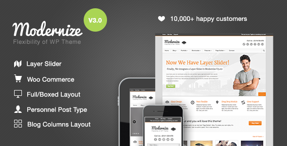 modernize_wordpress_theme